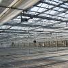 江苏无锡设计建造连栋玻璃温室 阳光板温室 文洛式温室