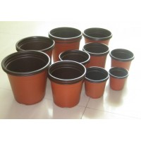 厂家供应双色盆 园林双色盆 供应双色盆各种型号 西安双色盆