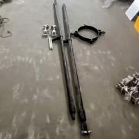 支柱扶杆器 铁路整杆器 接触网支柱扶正调整工具