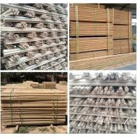 大树支架绿化支架各种规格支撑杆 绿化杆支撑木棍厂家 旺鸿商贸